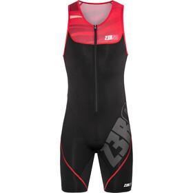 Z3R0D Start Trisuit Heren, zwart/rood